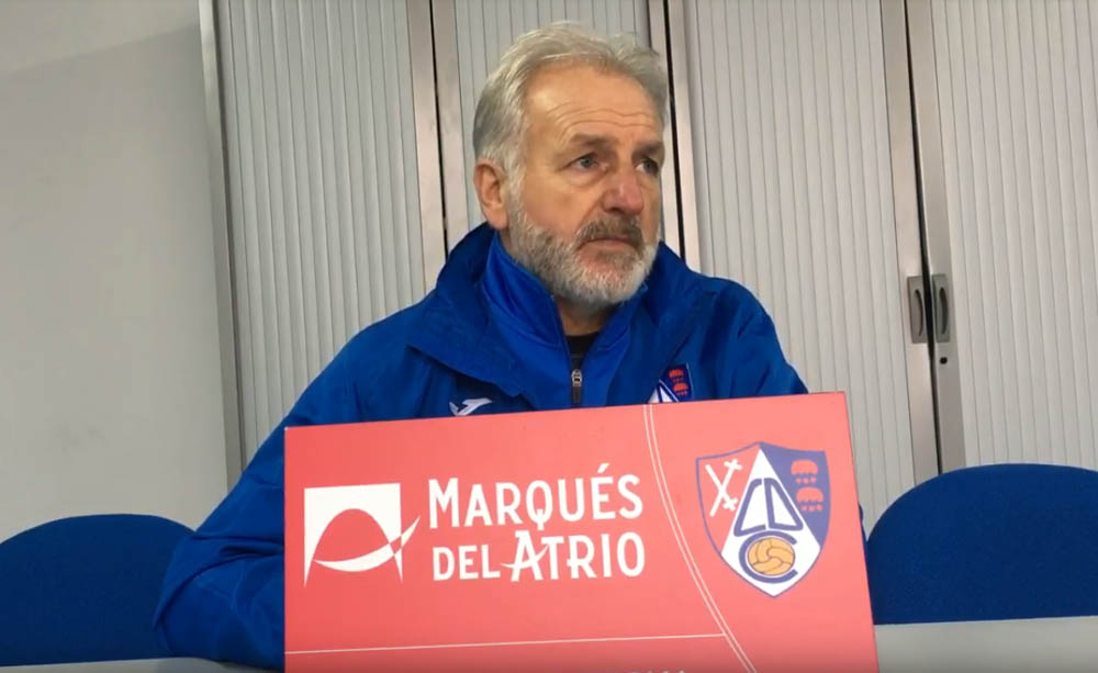 Rueda de prensa previa Sporting B – CD Calahorra