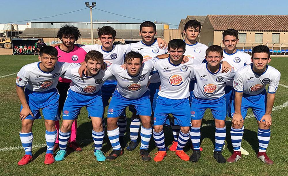 Torneo de Navidad del CDF San Agustín