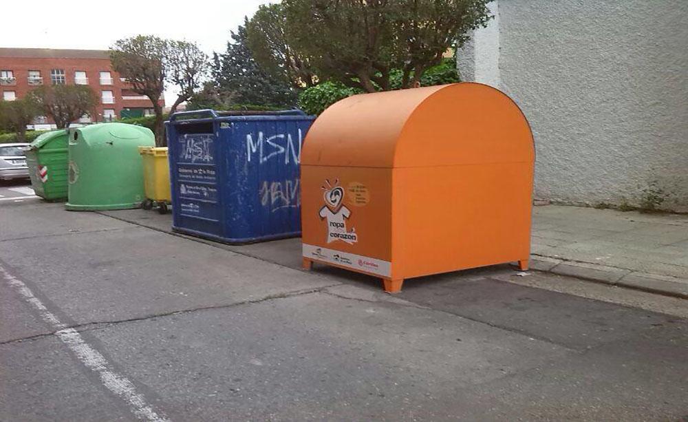 Hoy, cambio de horarios en la recogida de basuras