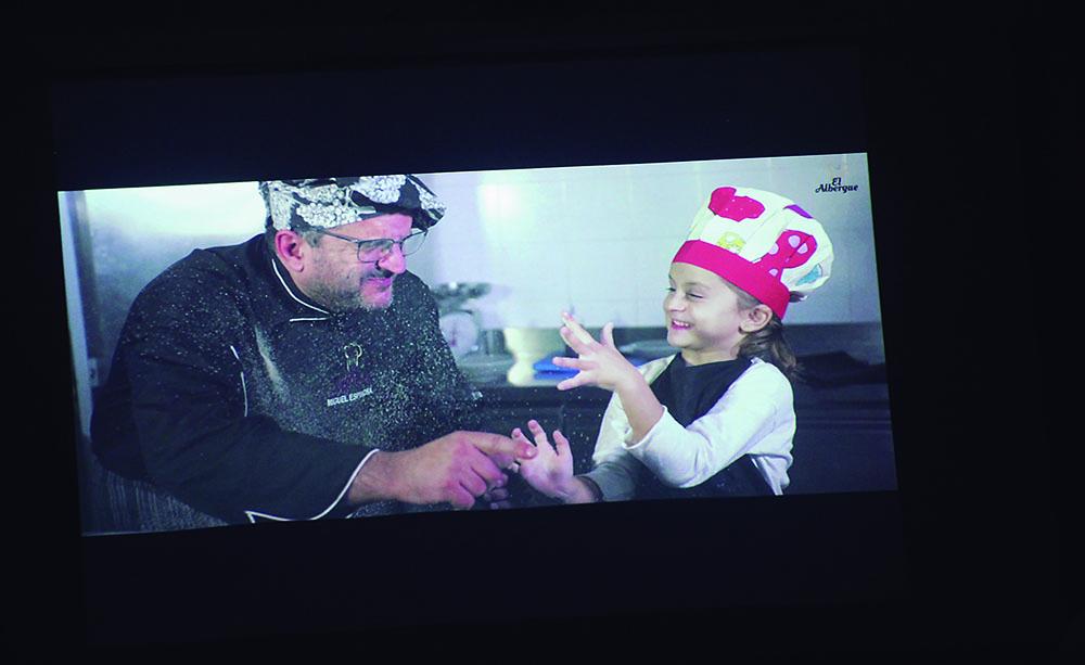 Video promocional de Albergue creado por Zenital