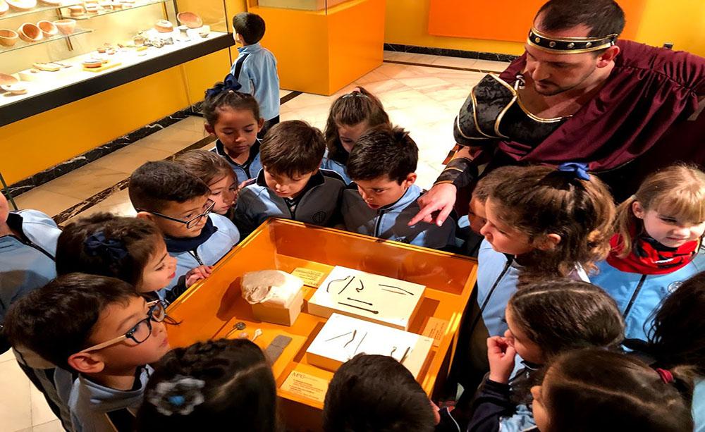 Treinta personas de media al día en los museos de Calahorra