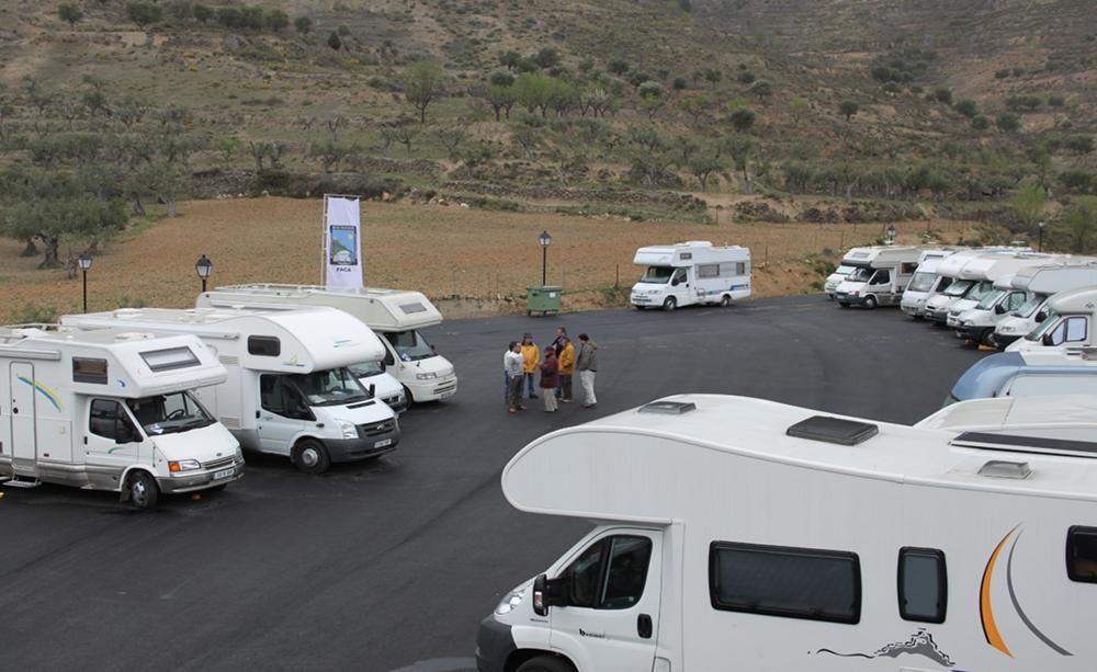 Area de autocaravanas y centro de acogida animal para Calahorra