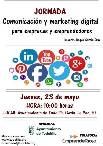 Comunicación y marketing digital en Tudelilla
