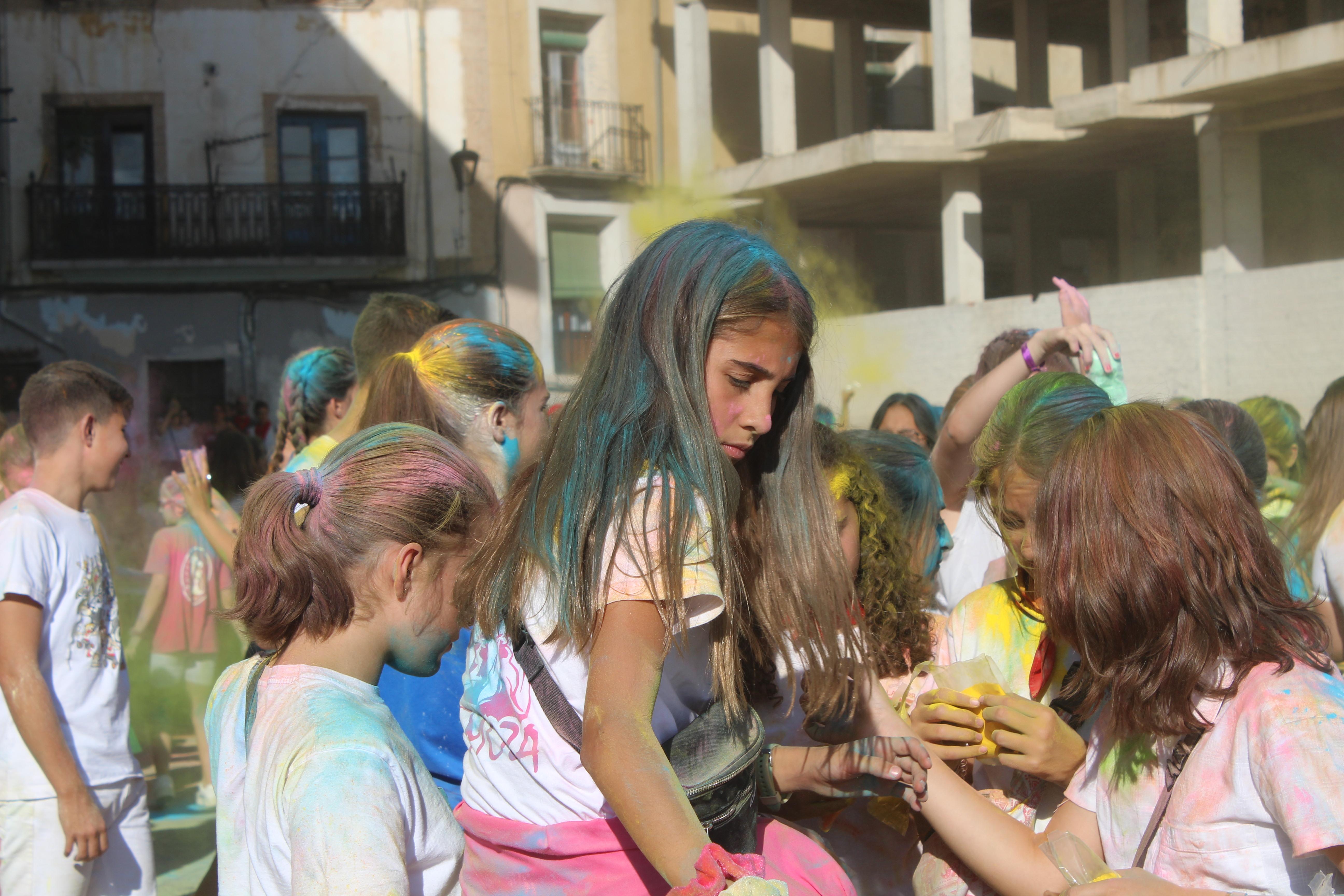 Un día de colores