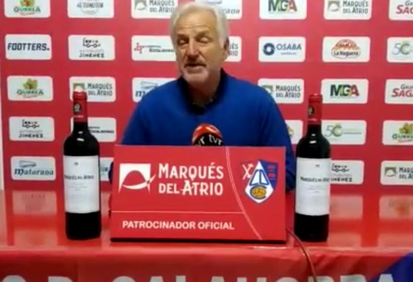 Rueda de prensa de Miguel Sola