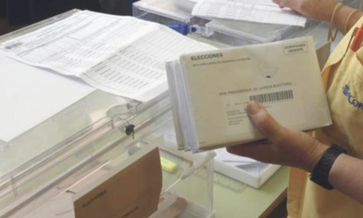 Cambios en las mesas electorales