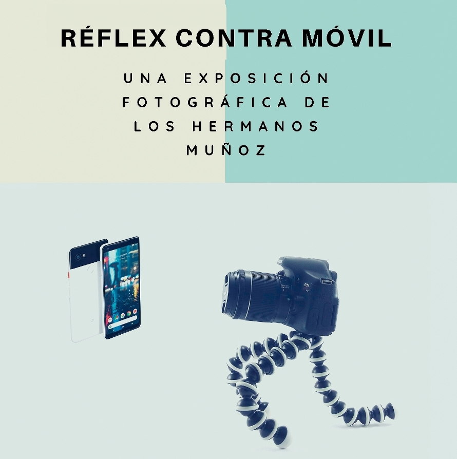 ¿Réflex o movil?