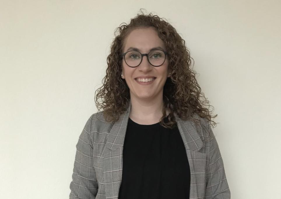 Rebeca Sáenz, nueva concejala de Calahorra