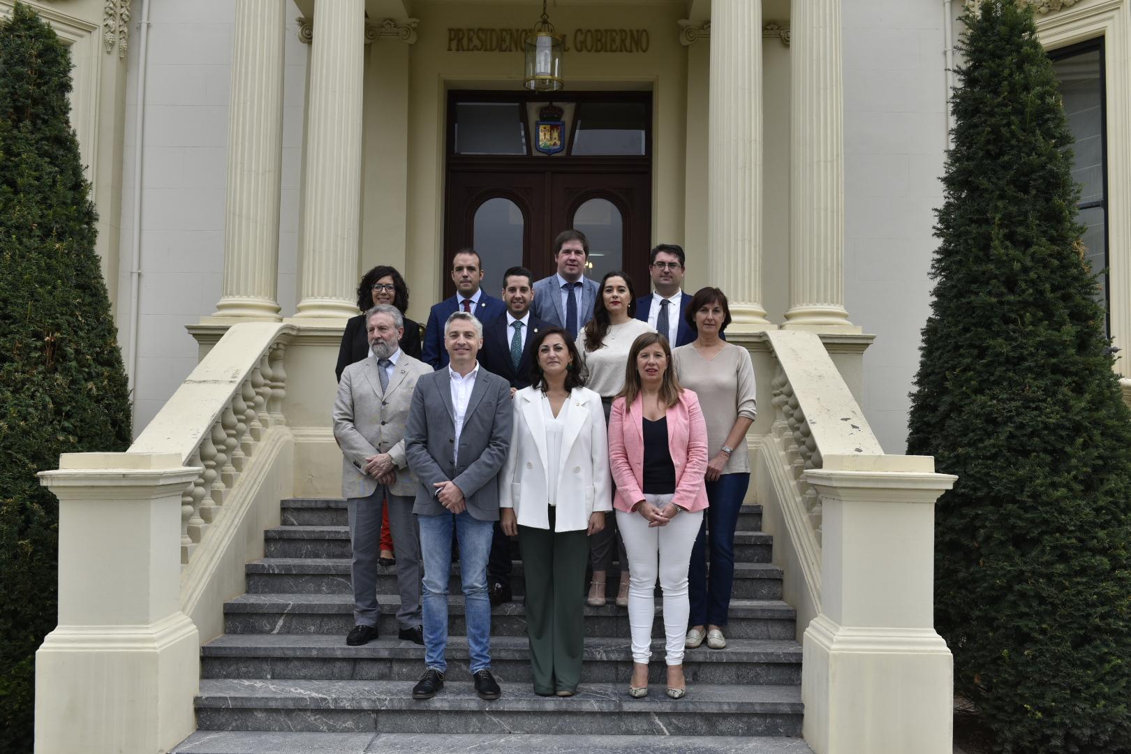 2,9 millones para las cabeceras de comarca