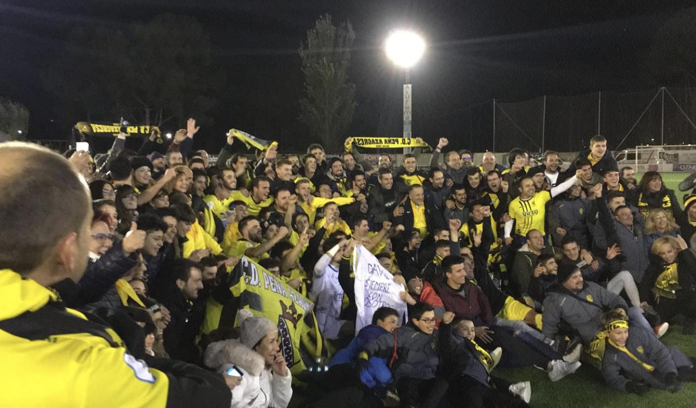 Azagra se queda sin Copa del Rey; Calahorra primera opción ahora
