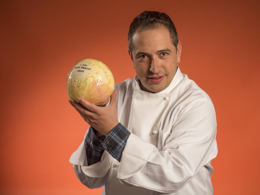 El calagurritano Roberto Alfaro consigue un Sol con su restaurante en Zaragoza