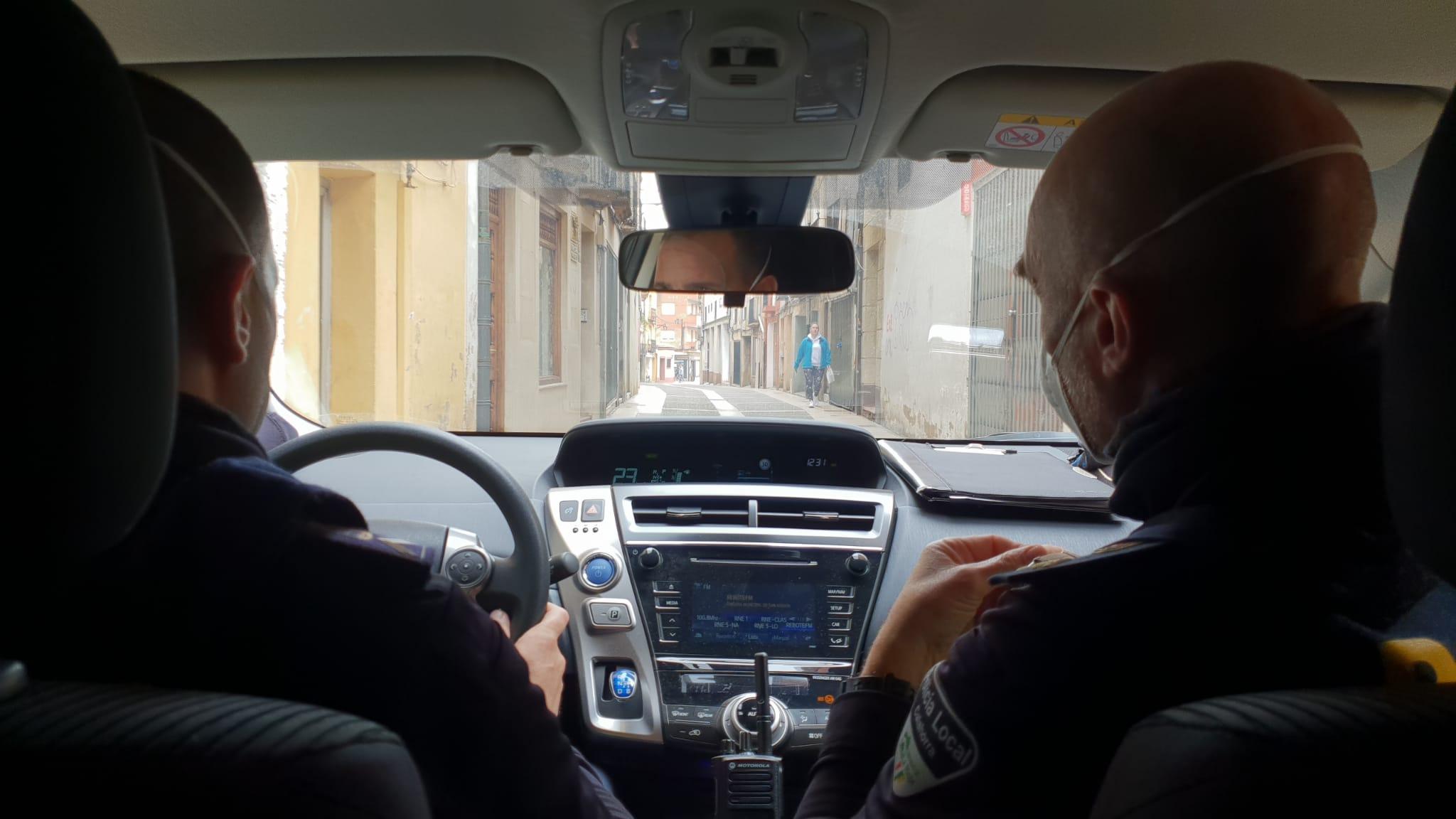 Con dos detenidos y ocho propuestas de sanción comienza la Fase 2 en La Rioja