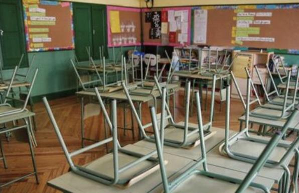 """La concertada: """"las medidas no garantizan la seguridad de alumnos y profesores"""""""