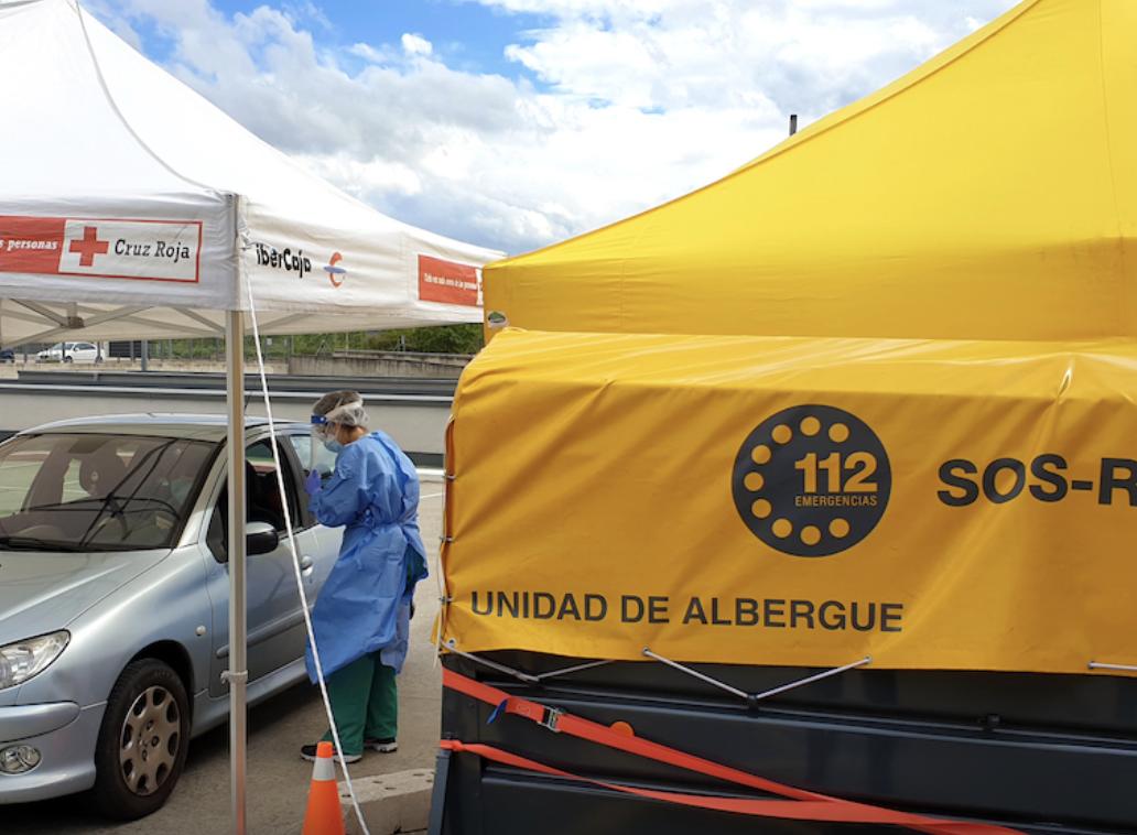 Un brote en Tudela tras una boda y tres ingresados en La Rioja; novedades cercanas de la pandemia
