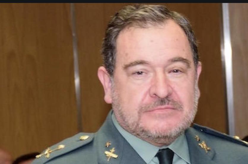 El corerano Pablo Salas es ya el nuevo director operativo de la Guardia Civil