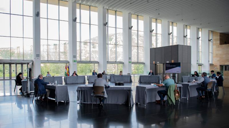 Los pactos de Riojaforum avanzan hacia un acuerdo