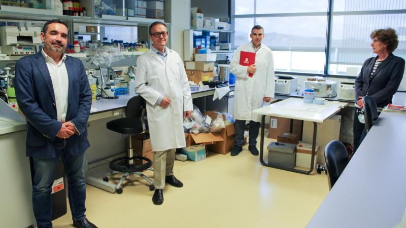 Nanotecnología contra el cáncer 'made in' La Rioja
