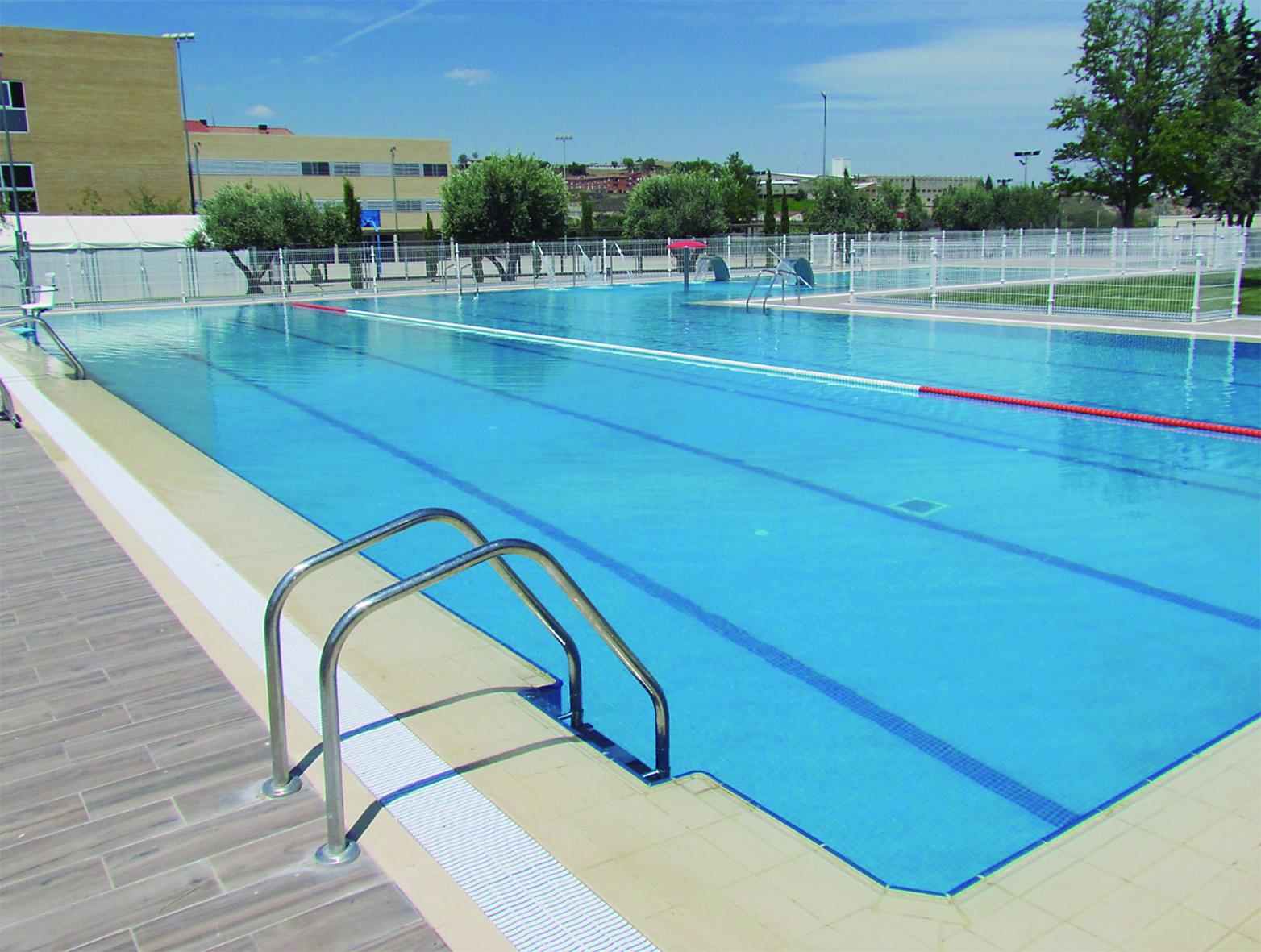 Las piscinas son para el verano… o no