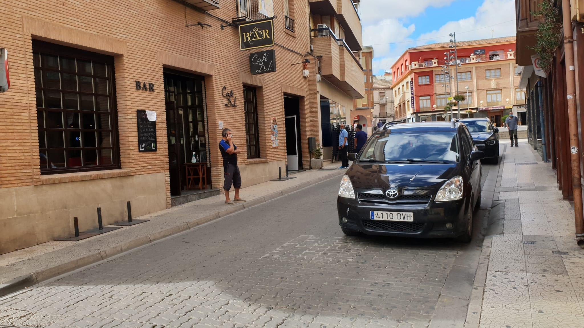 Relativa normalidad pese al consejo de autoconfinamiento en Alfaro