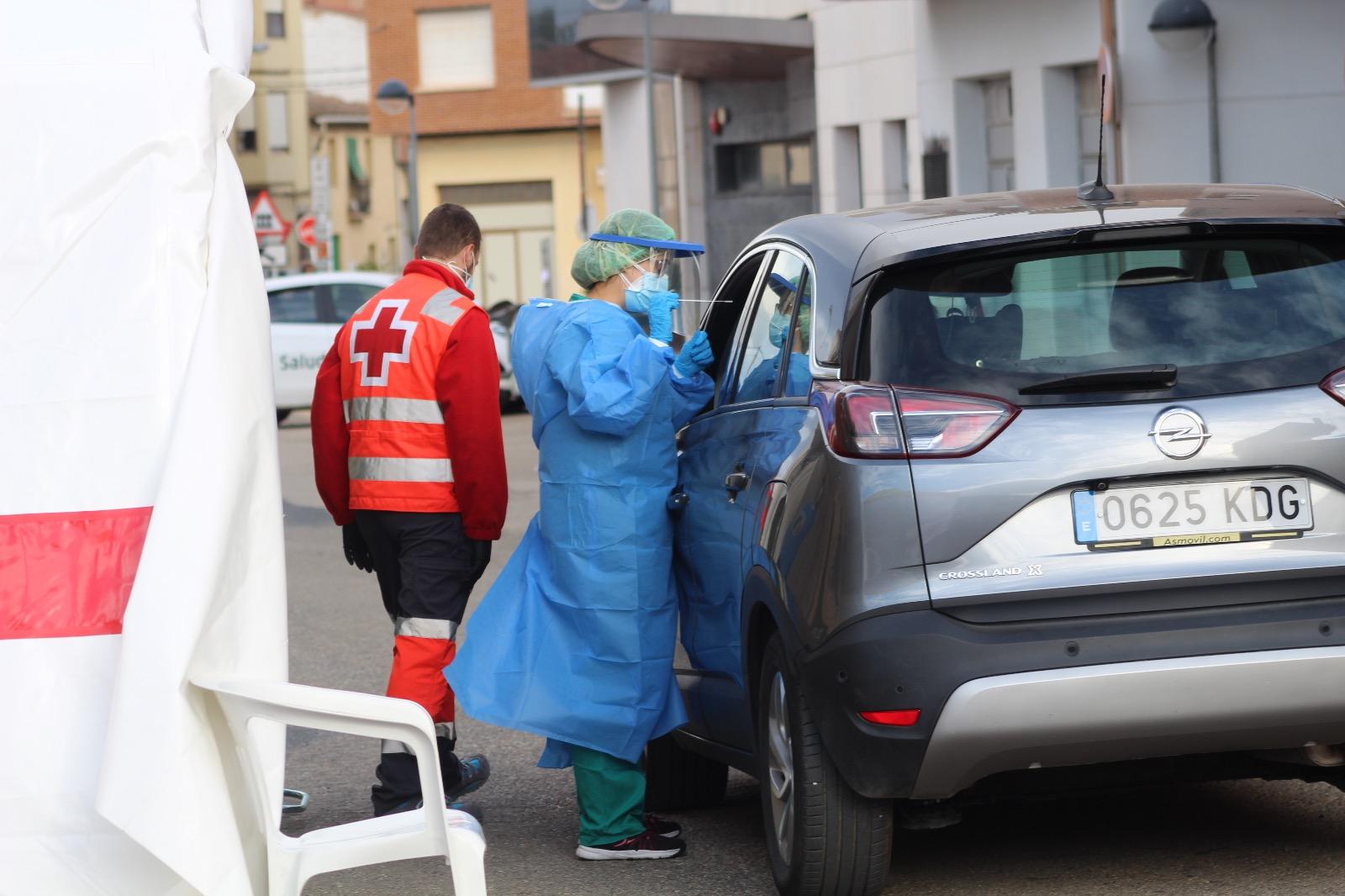 Logroño, Arnedo y Haro lidera los incrementos de casos en la jornada de hoy