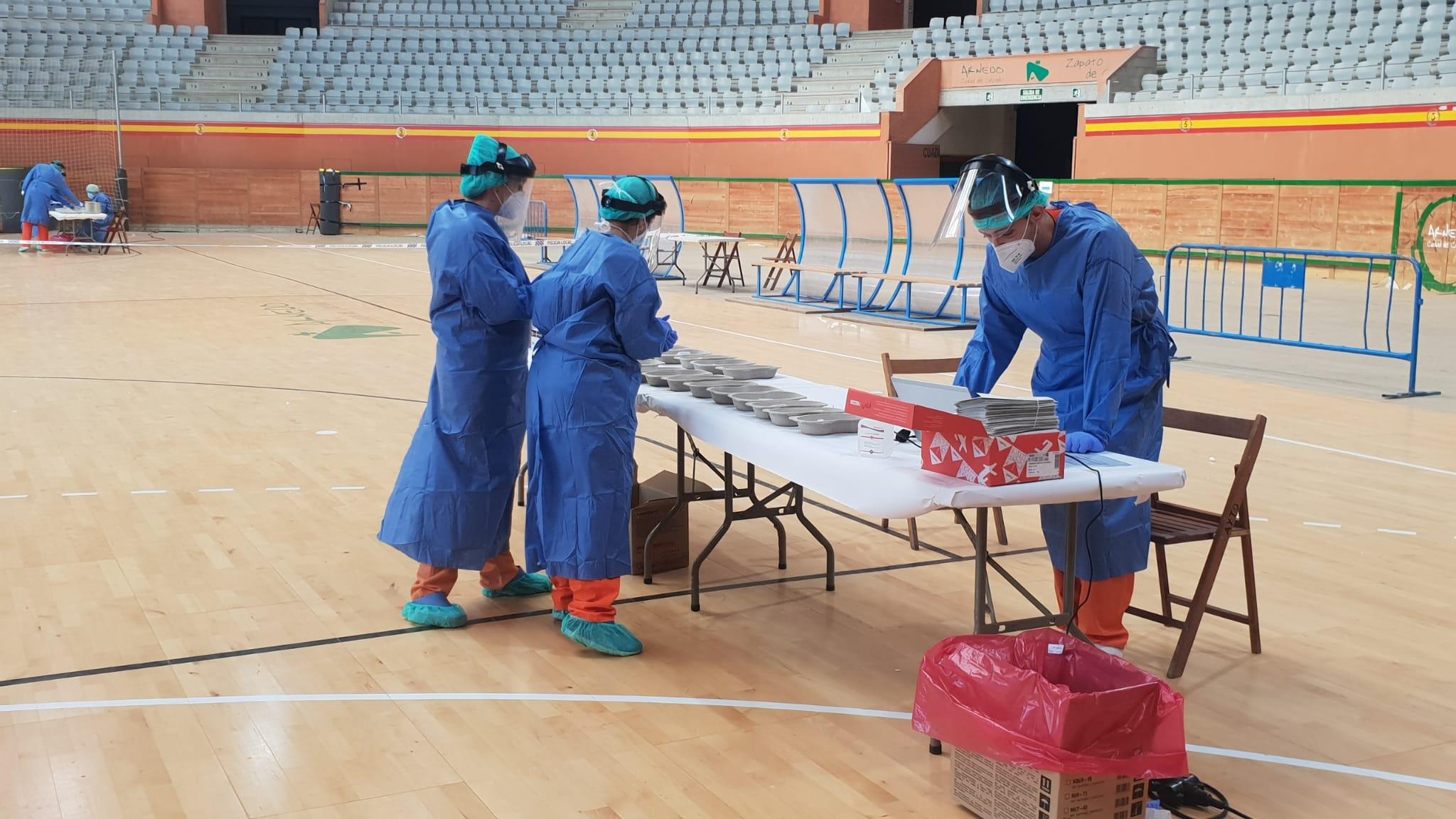 Siguen bajando los casos activos en La Rioja Baja, un día más