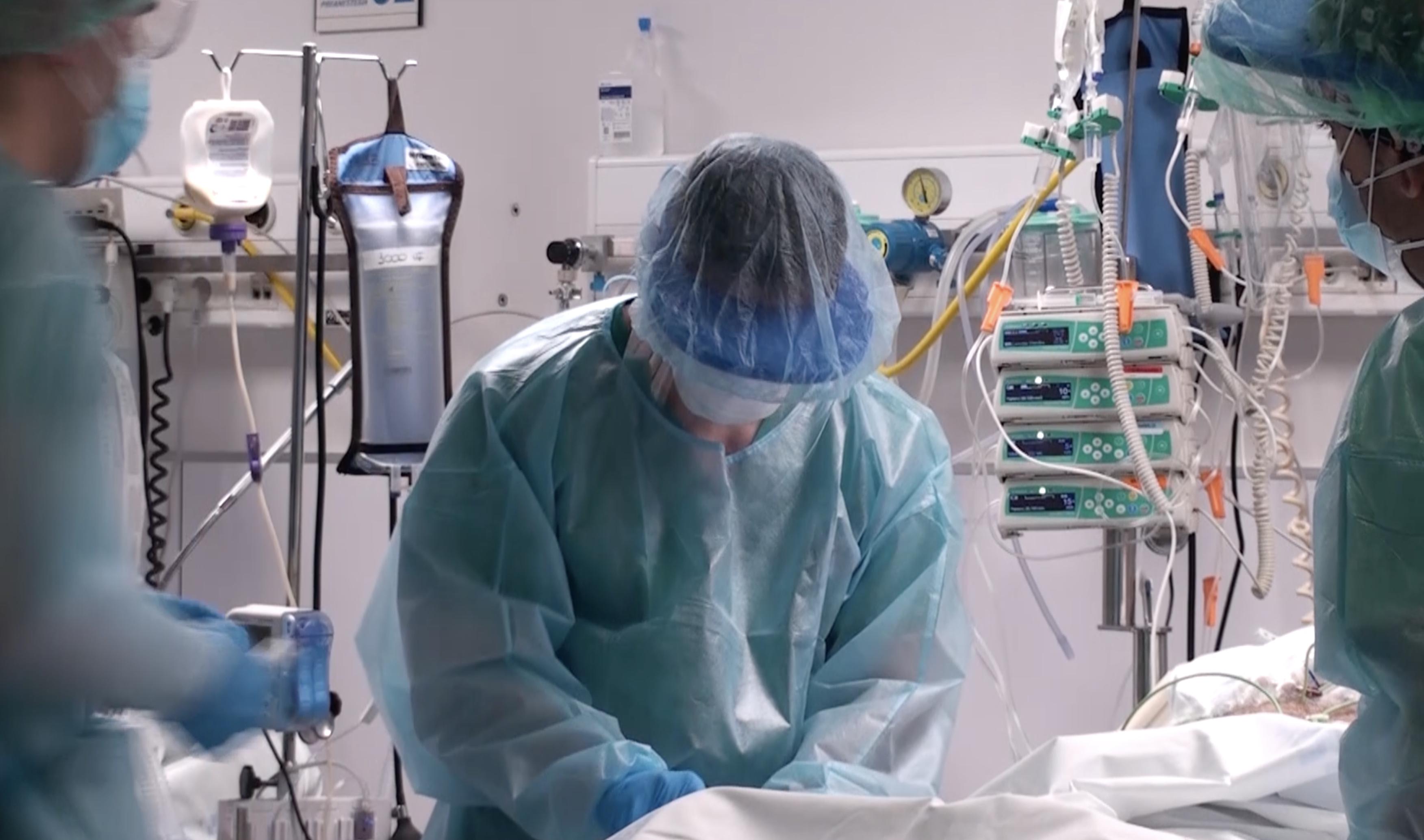 Siguen en aumento los casos y la UCI suma un nuevo paciente