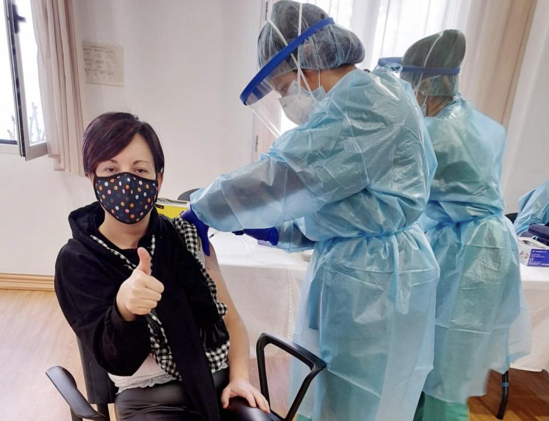 La Rioja recibe 9.100 dosis de AstraZeneca para completar la vacunación de los esenciales