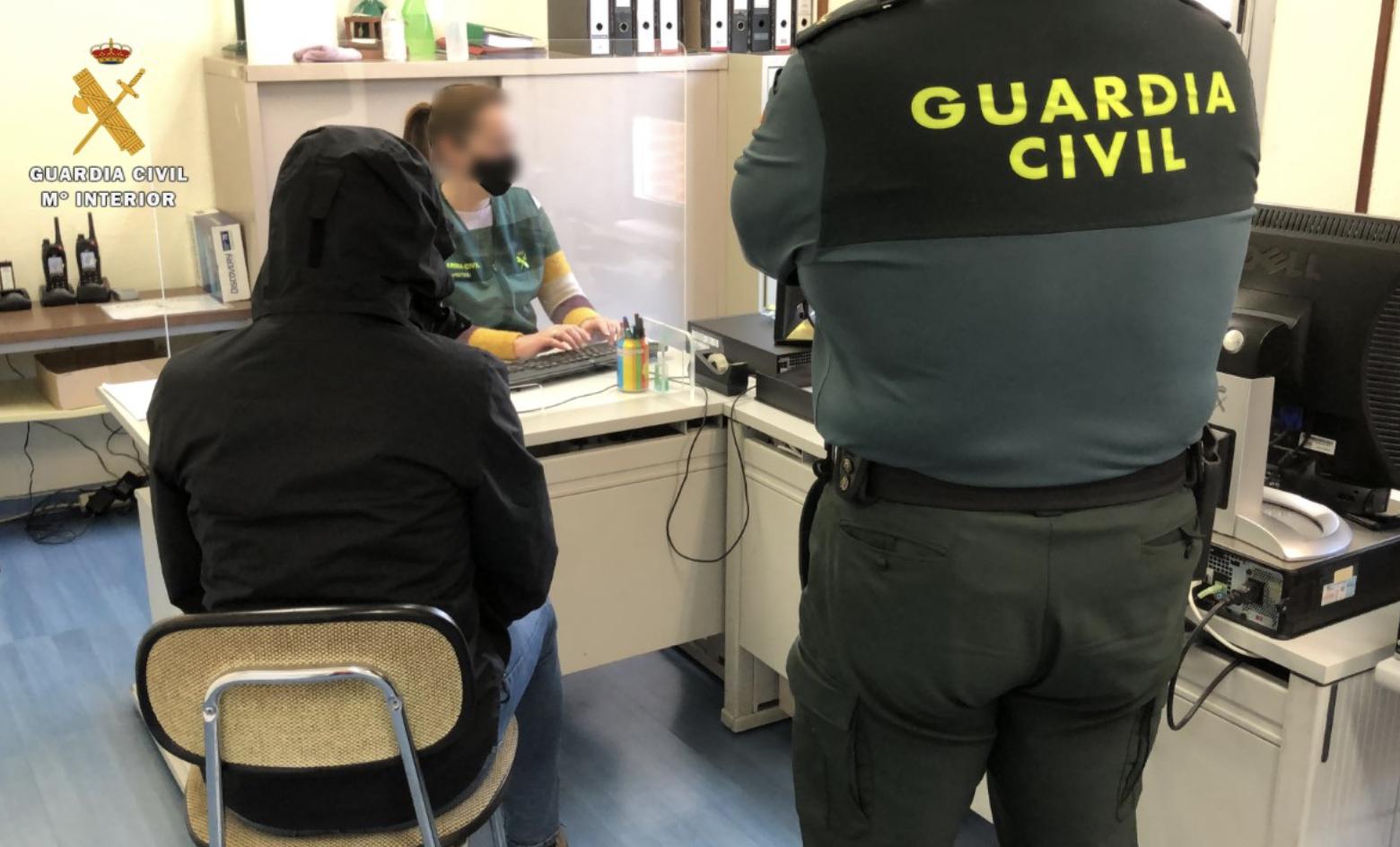 La Guardia Civil investiga a cuatro jóvenes en La Rioja por robos en segundas residencias